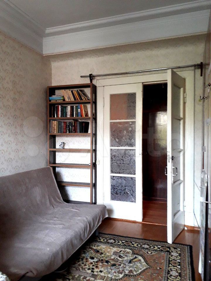 2-к квартира, 49.5 м², 2/5 эт.