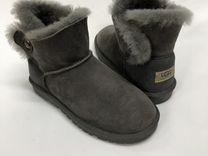 Угги серые UGG Australia — Одежда, обувь, аксессуары в Санкт-Петербурге