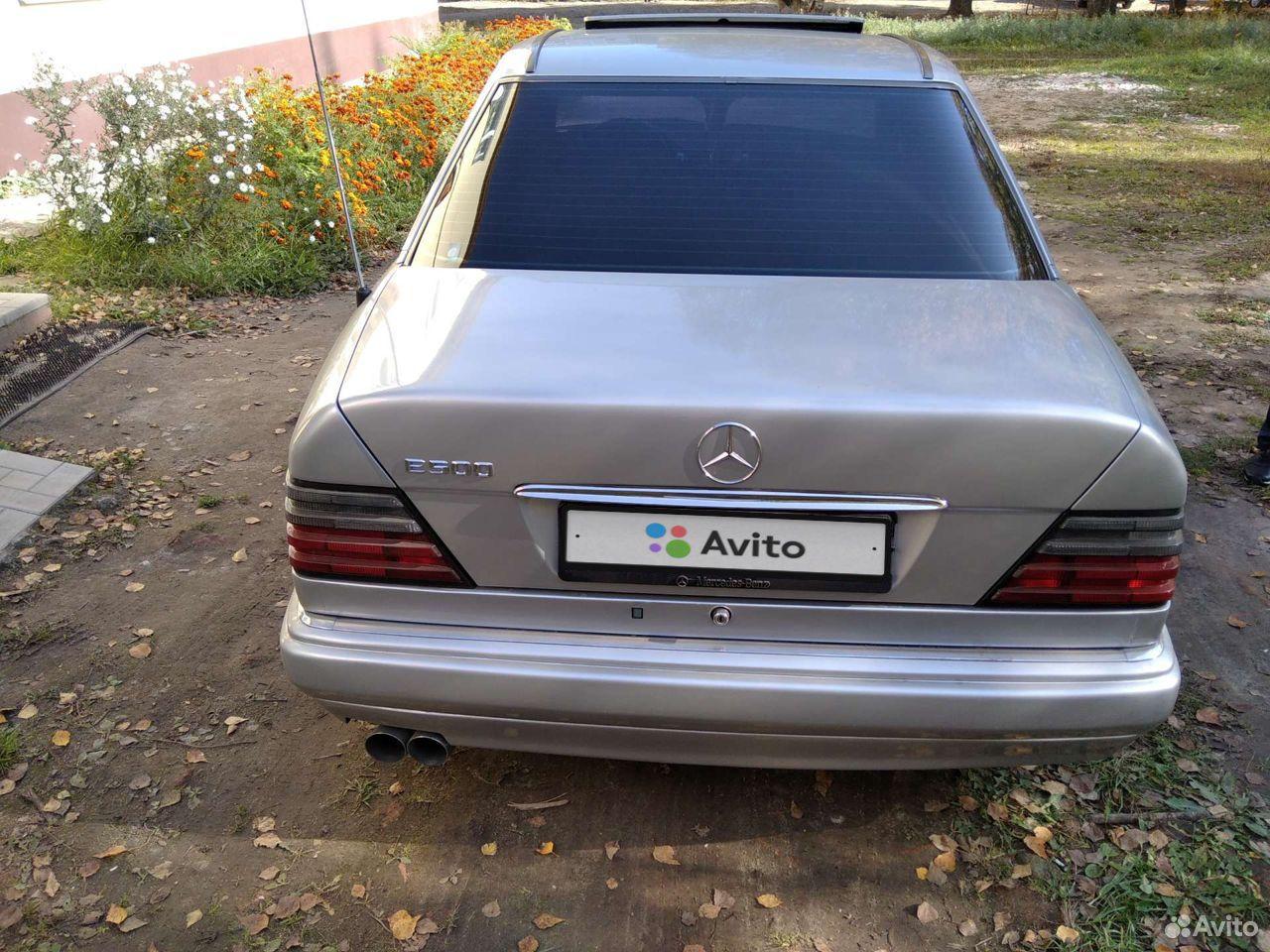 Mercedes-Benz W124, 1993  89634233411 купить 2