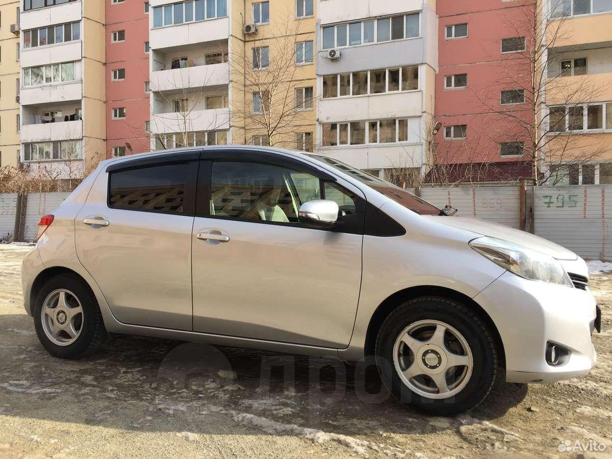 Toyota Vitz, 2011  89662715007 купить 5