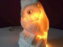 Мраморный светильник.ночник
