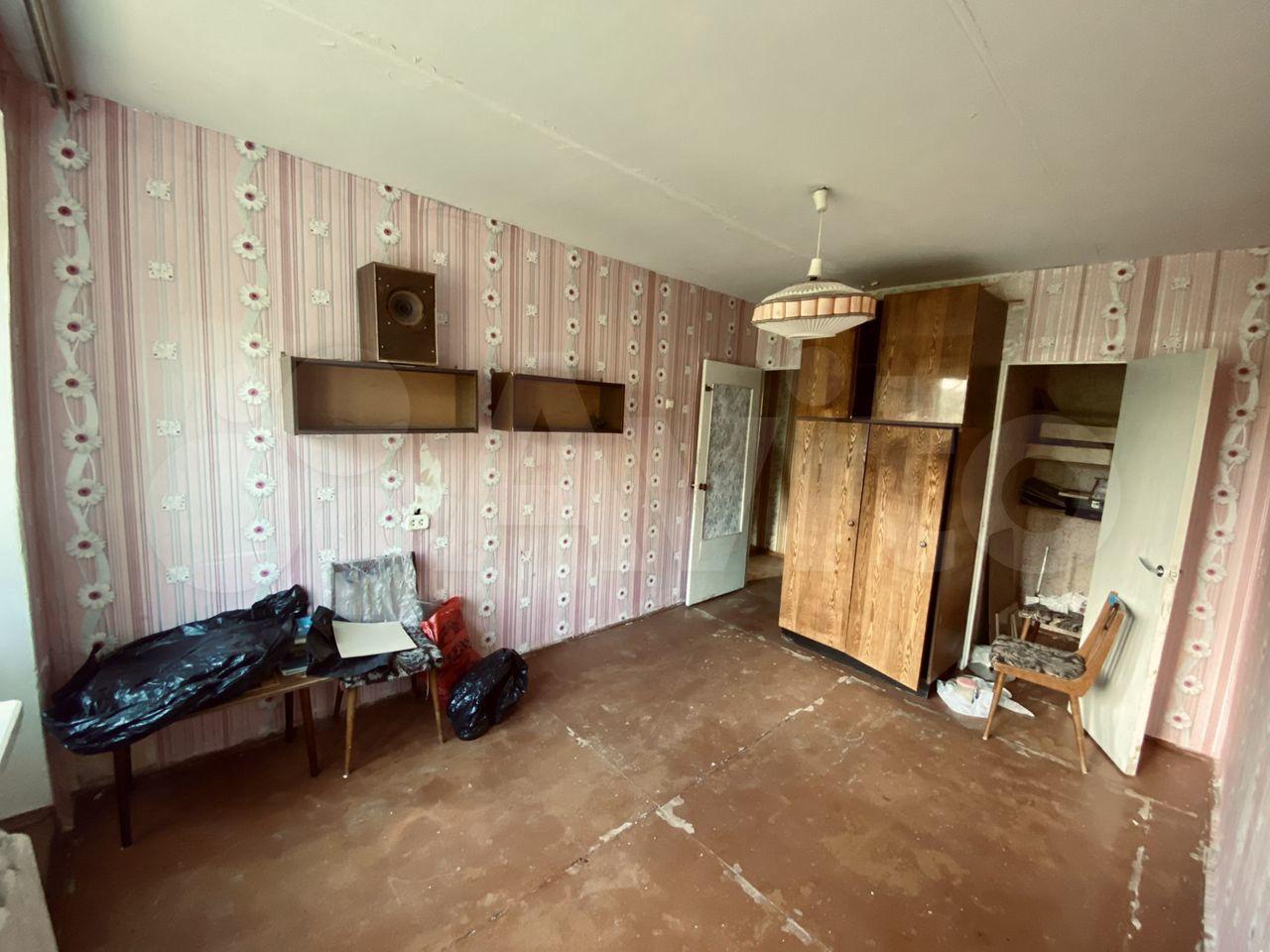 2-к квартира, 45.4 м², 5/5 эт.  89056357951 купить 4
