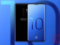 Смартфоны Галакси S9 и S10+