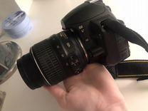Фотоаппарат nikon D3100 — Фототехника в Москве