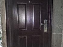 Дверь входная железная