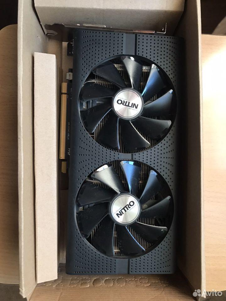 Видеокарта Radeon RX480 4Gb  89874883039 купить 3