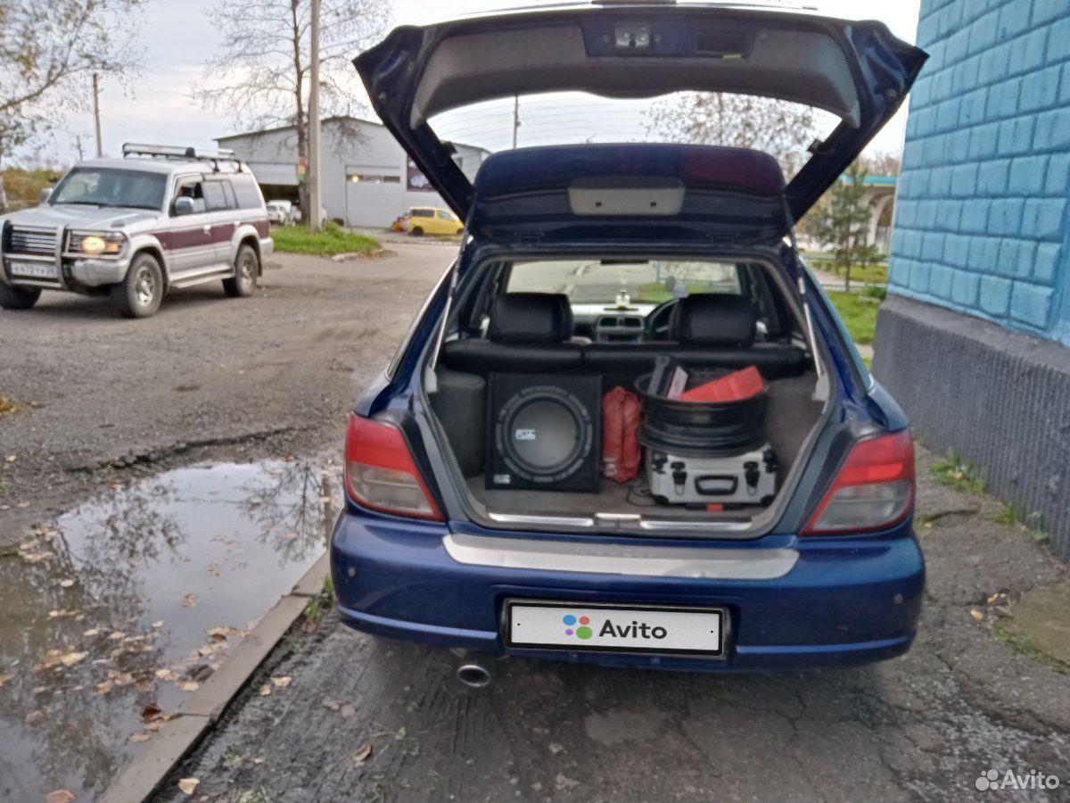 Subaru Impreza, 2000  89098167530 купить 4