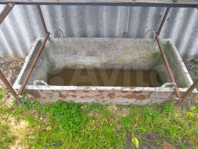 Банка для бетона как поливать бетон