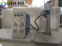 Лазерный станок по металлу 20Вт