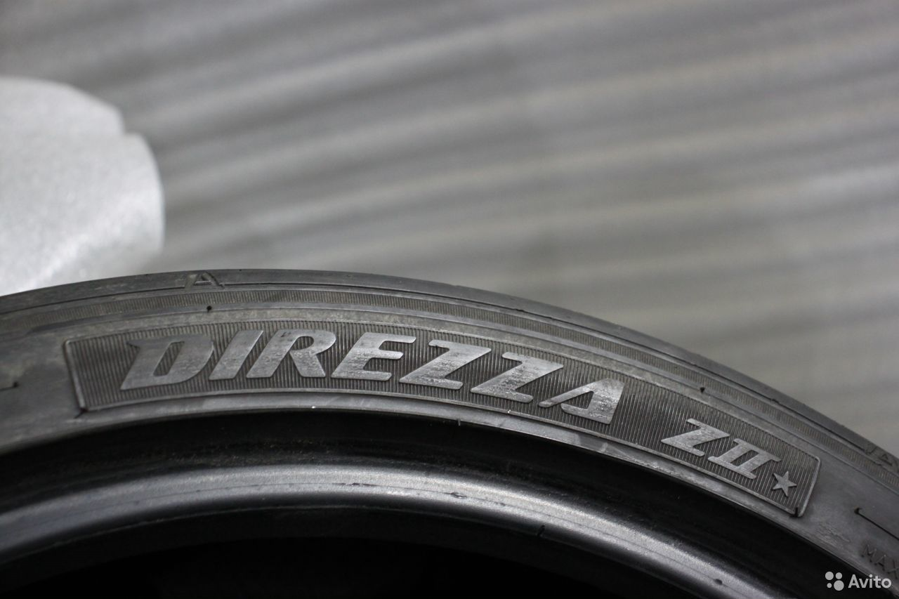 Шины Dunlop Direzza Z2 255/35 R18 пара  89095371029 купить 5