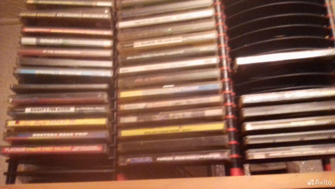 Диски для пк игры (90-2003г) рабочие с подставками  89085729664 купить 1