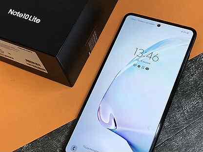6/128 Samsung Galaxy Note 10 Lite / Идеал