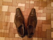 Классические элегантные зимние ботинки