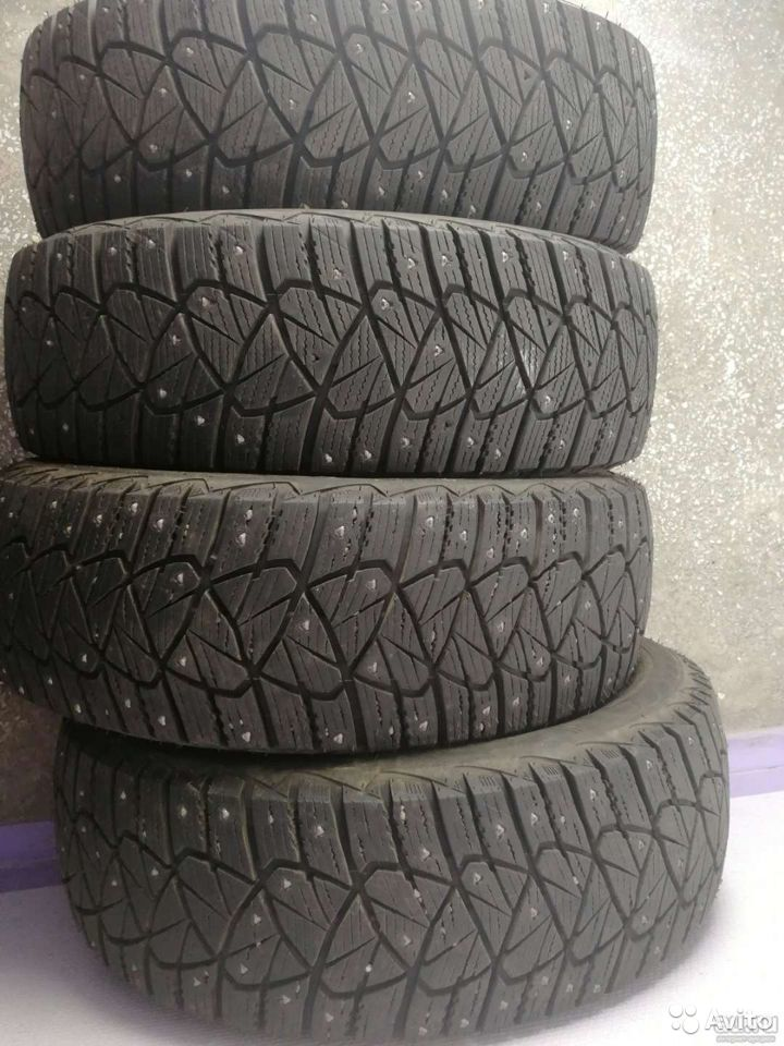 Dunlop ice touch 205/55 R16