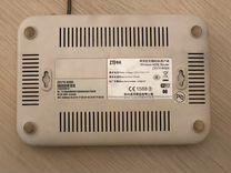 Роутер ZTE adsl ZXV10 W300