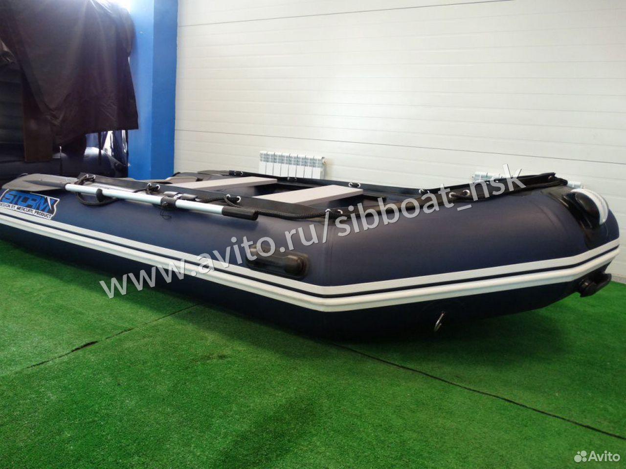 Лодка пвх Stormline Heavy Duty AIR light 340 нднд  89607825754 купить 6