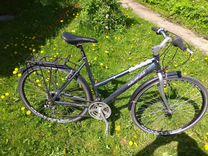 Женский велосипед Nakamura cross xrider
