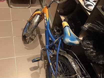 Детский велосипед бу для детей