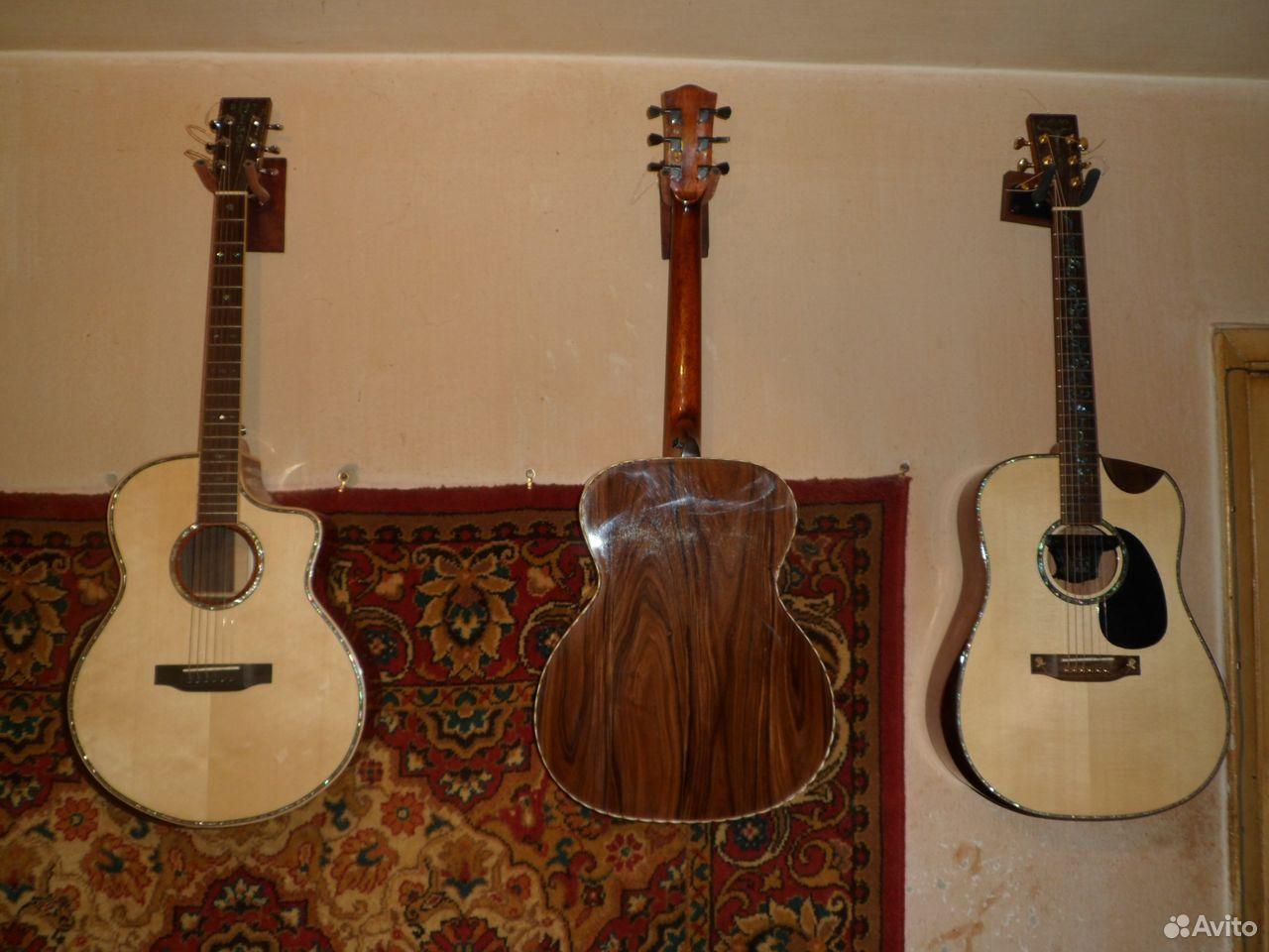 Мастеровые электроакустические гитары  89506518872 купить 1