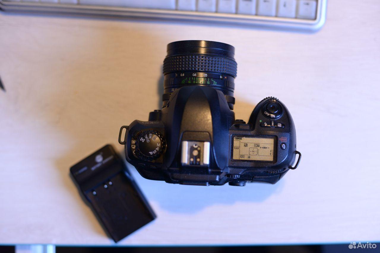 Цифровая зеркалка Nikon D100 (тушка)  89038702284 купить 3