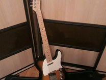 Электрогитара Fender Squier Telecaster есть обмен