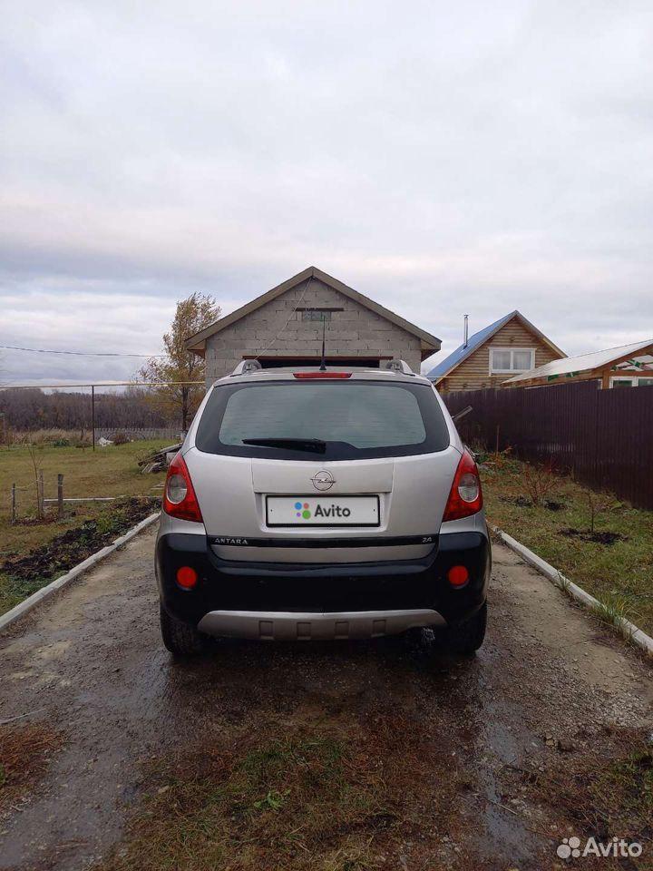 Opel Antara, 2007  89063907655 купить 5