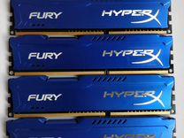 Kingston HyperX Fury DDR3 16 GB
