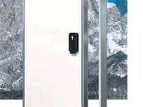 Дверь холодильная замок irbis Fermod 921
