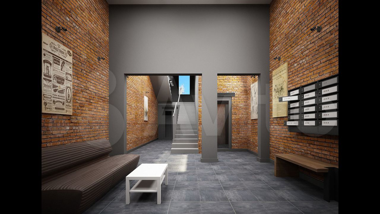 2-к квартира, 74.5 м², 11/16 эт.  88129208042 купить 3