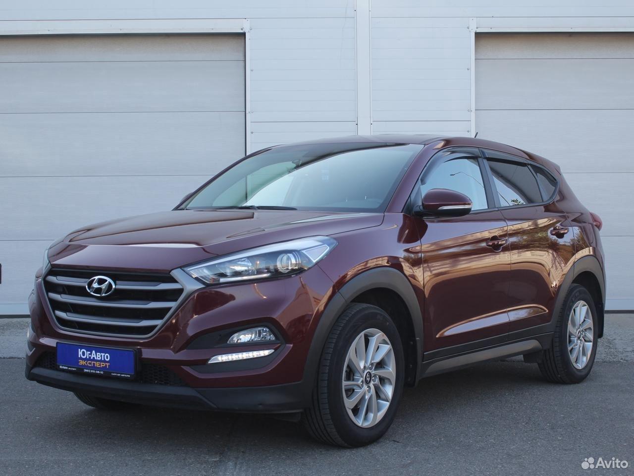 Hyundai Tucson, 2015  88612441252 купить 1