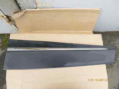 Молдинг двери передней правой Kaptur 808204078R