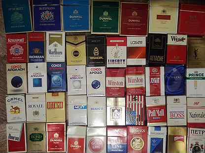коллекции сигарет купить