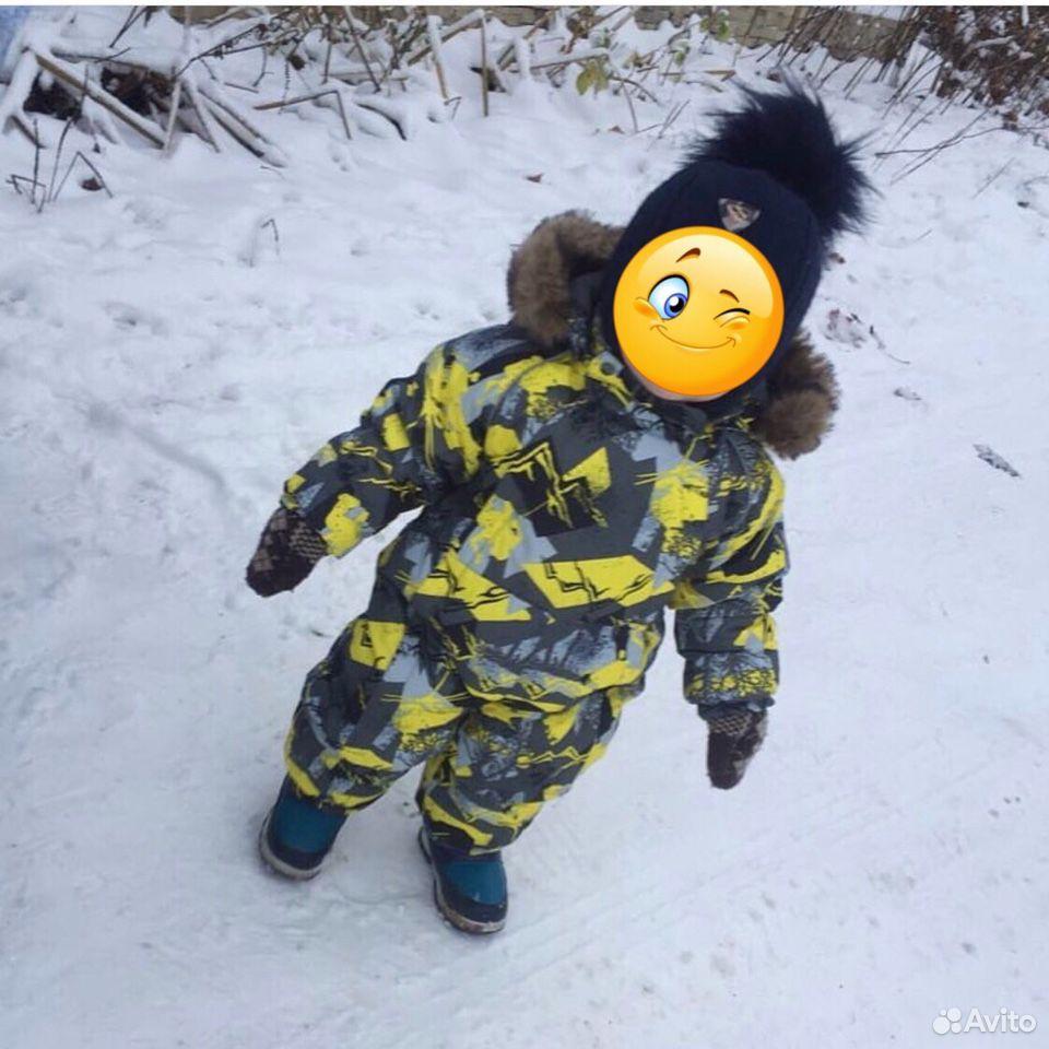 Зимний комбинезон Huppa  89500441022 купить 4