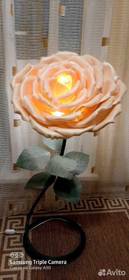 Торшер ростовая роза  89156229772 купить 2