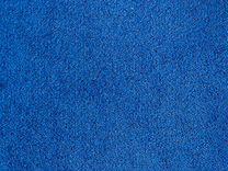 Алькантара самоклеющаяся синяя
