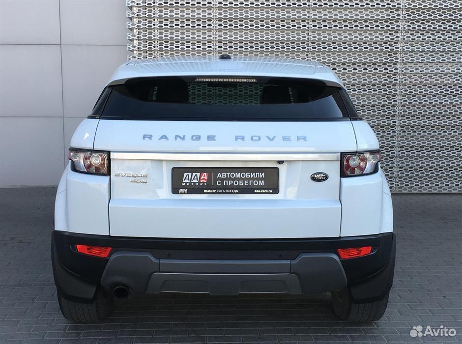 Land Rover Range Rover Evoque, 2011  88633330423 купить 6