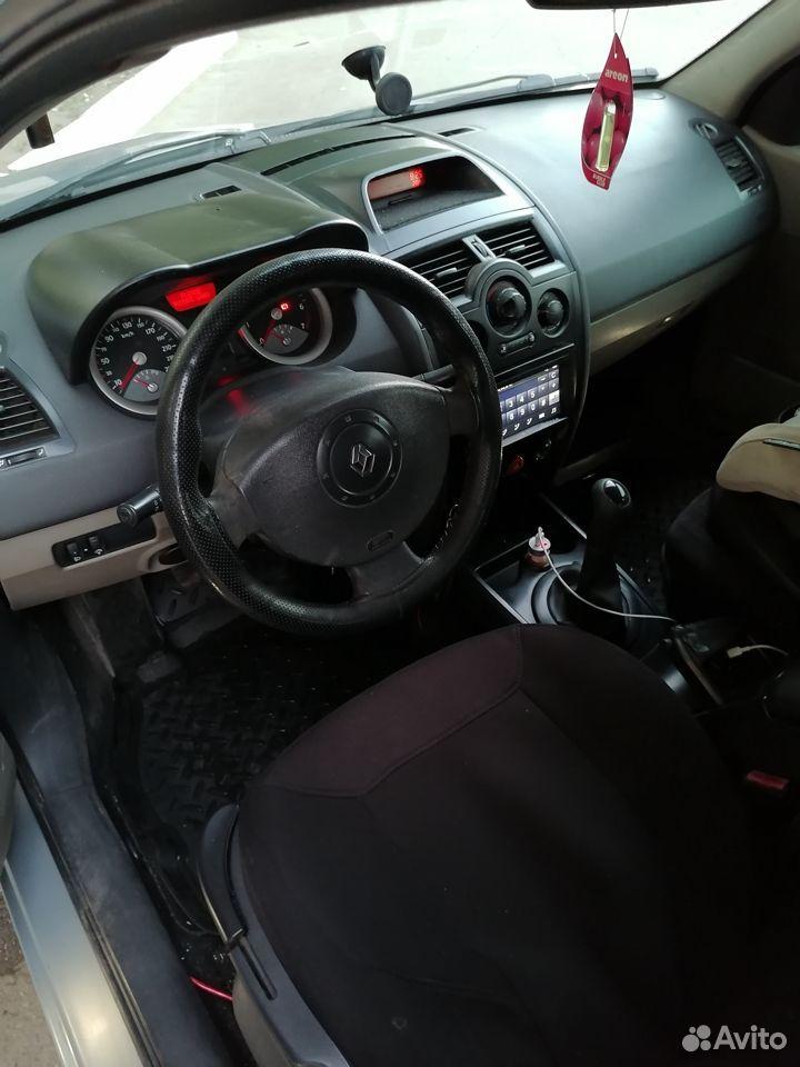 Renault Megane, 2004  89872051702 купить 3
