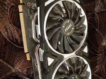 GTX 1060 3gb MSI