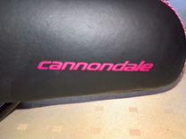 Велосипедное седло Cannondale