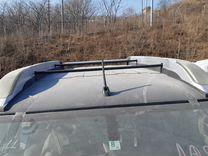 Рейлинги Nissan X-Trail T31