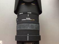 Объектив Sigma 50-500 mm 1:4-6.3 APO DG HSM canon