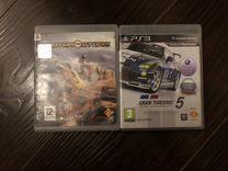 Диски с играми для приставки PS3
