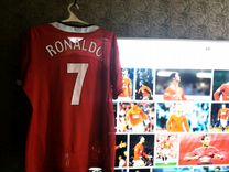 Футболка Ronaldo Manchester United