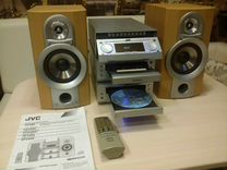Музыкальный центр JVC -G6R на MOS FET — Аудио и видео в Екатеринбурге